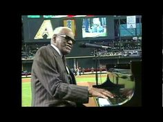 ★ Ray Charles ★ America the Beautiful ★ 2001 World Series ★  YUP!!  Arizona Diamondbacks!!