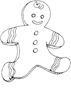 This Is A Gingerbread Man Writing Activity For Kindergarten Students It An Interactive