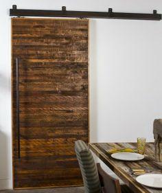 Renée Finberg ' TELLS ALL ' in her blog of her Adventures in Design: Barn Doors & Barn Door Hardware