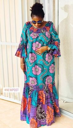 African Dresses For Kids, African Maxi Dresses, Latest African Fashion Dresses, African Print Fashion, African Attire, Ankara Dress Designs, African Print Dress Designs, Ankara Gown Styles, African Traditional Dresses