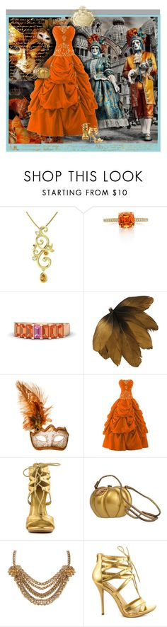 """Carnevale di Venezia"" by halebugg ❤ liked on Polyvore featuring Consuelo, Gemvara, Masquerade, Tiffany & Co., Monki, Anna Sui, Shoe Republic LA, Timmy Woods and Rare London"