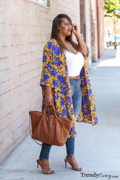 Plus Size Fashion - Trendy Curvy