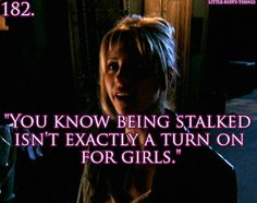 Once again, Buffy needs to talk to Bella and straighten her out...