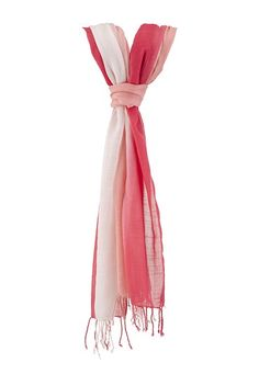 Ombre Fringe Scarf available at #Maurices