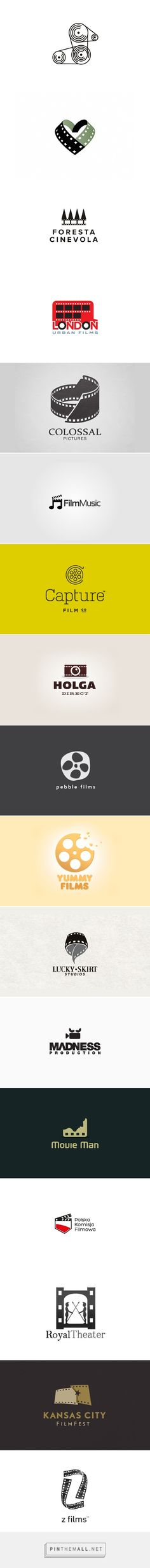 25 Awe-Inspiring Film Logo Designs