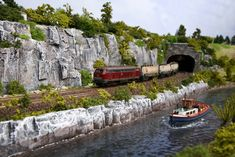 H0 model railway