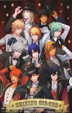 Quartet night & Starish