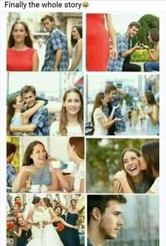 Internet contant different kind of memes and troll and everyone like these troll or jokes. In these kind of funny content, Girlfriend memes are also very famous on internet and these jokes are like… Lgbt Memes, Dankest Memes, Funny Memes, Funny Cute, The Funny, Hilarious, Funny Comics, Funny Posts, Popular Memes