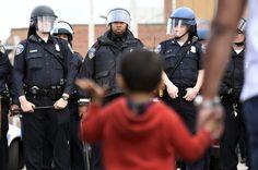 US-Demokracy-Baltimor 2015