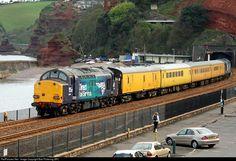 British Rail, Train Engines, Diesel Locomotive, Tractor, Type 3, United Kingdom, The Past, Germany, Around The Worlds