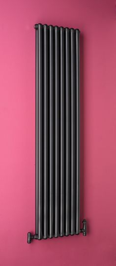 Brolin Radiators Malmo Vertical Single Flat Panel Radiator Cast Iron ...