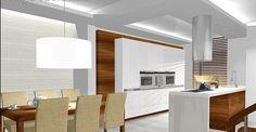 Modern konyhabútor | Modern design konyhák Divider, Modern, Room, Furniture, Home Decor, Environment, Bedroom, Trendy Tree, Decoration Home