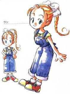 Harvest Moon Fomt, Japanese To English, Ranch, Rune Factory, Monogatari Series, Nerd Art, Moon Lovers, Slayer Anime, Moon Art