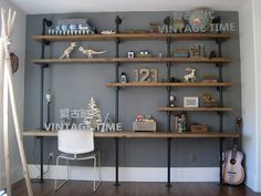 American Industrial Water To Do The Old Retro Style Bookcase Creative  Personality Retro Furniture Industrial Pipe Racks