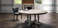 A statement piece, the Honolulu is a solid table made from Oak Wood and features impeccable detail.