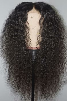 Buy this long curly wigs for black women lace front wigs human hair wigs african american wigs the same as the hairstyles in picture Permanent Hair Extensions, Hair Extensions For Sale, Long Curly Hair, Curly Hair Styles, Natural Hair Styles, My Hairstyle, Wig Hairstyles, Black Hairstyles, Trendy Hairstyles