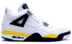 """Bring 'em Back: Air Jordan 4 """"Tour Yellow"""""""