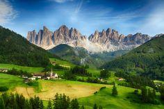 Dolomiti, Trentino Alto Adige