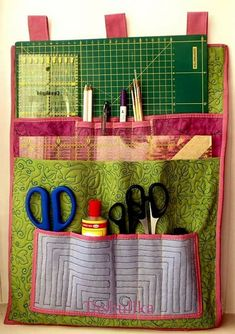 17 Trendy Sewing Tools Organizer Do It Yourself Crafts Sewing Room Storage, Sewing Room Organization, My Sewing Room, Craft Room Storage, Diy Storage, Storage Ideas, Fabric Storage, Organization Ideas, Sewing Hacks