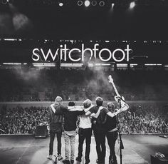 Go to another Switchfoot concert (April 14, 2013- Gonna be there if i can!)