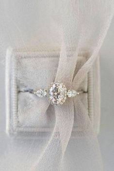 27 Oval Engagement Rings That Every Girl Dreams ❤ Oval engagement rings are fashion and amazing. This stone shape one of the most popular. Browse our gallery and get inspiration. #ohsoperfectproposal #diamondrings #weddingrings #proposalideas #bestrings #ovalrings #solitairerings #diamondrings #paveband #diamondhaloengagementrings #whitegoldengagementrings #ringboxes #threestoneengagementrings