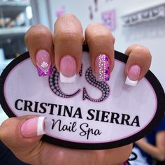 Nail Spa, Nail Manicure, Diy Nails, Pedicure, Classy Nails, Fancy Nails, Love Nails, Gold Gel Nails, Semi Permanente
