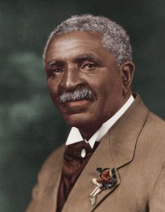 George Washington Carver was an agricultural scientist and inventor. He developed hundreds of products using peanuts. He was a truly kind and Christian man. George Washington Carver Quotes, Tuskegee University, Christian Men, History Projects, Black People, Black History, Scientists, American