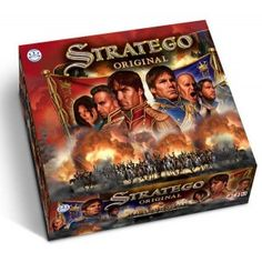 Stratego Board Game   Stratego Board Game - New Edition. Games from Everywhere.