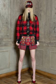 #Inspiration #tartan #Outfit #Trendy #ItGirl #BiographyTrend #MountainHorse #BiographyCollection #Biography