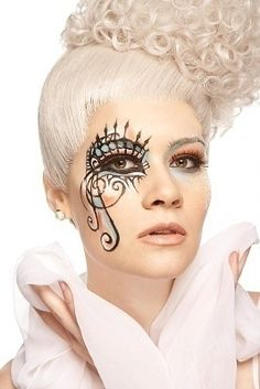 Google Image Result for http://www.ihowd.com/wp-content/uploads/2011/10/fairy-makeup.jpg