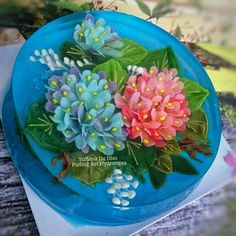 Jelly Art Jelly 3D Puding Art, 3d Jelly Cake, Jelly Flower, Jello Cake, Candy Drinks, Jello Recipes, Holiday Desserts, Culinary Arts, Creative Cakes