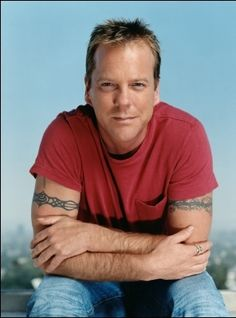 Kiefer Sutherland - He Is A GREAT Actor!!!