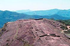 Samaipata Rock Carvings - Bolivia