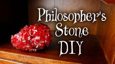 Harry Potter Philosopher's Stone - DIY