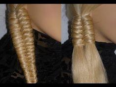 Einfache Frisuren.Zopffrisur.Flechtfrisur.Schulfrisur.SIDE Braid Hairstyles.Peinados con trenzas - YouTube