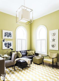 farrow and ball chartreuse paint - Google Search