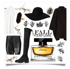 """Me'j Skyler"" by mej-parker ❤ liked on Polyvore featuring beauty, Tim Holtz, Helmut Lang, H&M, Monki, Jaeger, Acne Studios, Dolce&Gabbana and fallperfume"