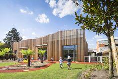 Galería de Guardería D3 / Gayet-Roger Architects - 9