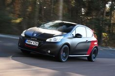 2015 Peugeot 208 GTi 30th Anniversary 0 to 60 in 6.5 seconds , top speed of 143 mph.