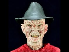 A Nightmare on Elm Street Freddy Krueger Sixth Scale Figure by Sideshow . Sideshow Collectibles, Nightmare On Elm Street, Freddy Krueger, Picture Video, Wwe, Cowboy Hats, Action Figures, Scale, Toys