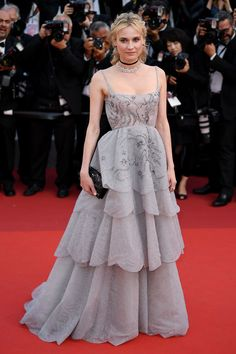 Nicole Kidman's Stylist Julia von Boehm on the Actress's Calvin Klein by Appointment Cannes Red Carpet Dress