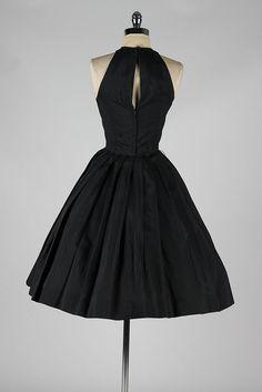 vestido vintage de los años cincuenta. SUZY por millstreetvintage
