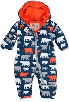 Hatley Winter Puffer (Baby) - Polar Bears - $72