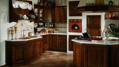 Traditional kitchen / solid wood / wooden MATILDE Arrex