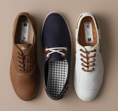 Lacoste mens plimsolls & canvas: Great looks from lacoste Footwear, shocked how perfect the fit