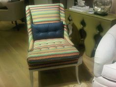 Laurie Chair from Drexel Heritage #hpmkt