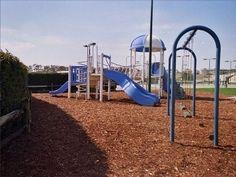 Playground at resort