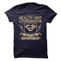 Health Unit Coordinator T Shirts, Hoodies. Check price ==► https://www.sunfrog.com/LifeStyle/Health-Unit-Coordinator-91679496-Guys.html?41382 $19.99
