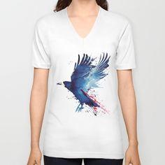 https://society6.com/product/bloody-crow_vneck-tshirt?curator=dwaynehamiltonart