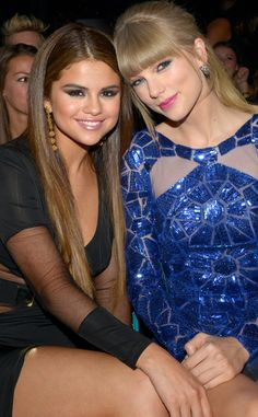 Selena Gomez and Taylor Swift Facetime With Demi Lovato Over Tea--See the Pic